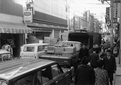 北久太郎町通り