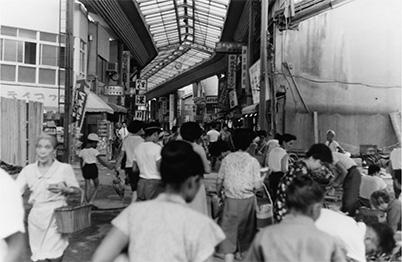 丼池商店街